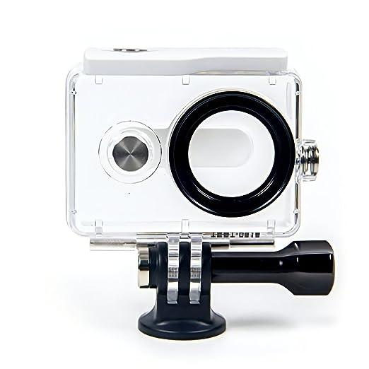 63 opinioni per Custodia Originale Subacquea YI Action Camera, YI Videocamera Action Cam- Fino a