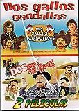 DOS GALLOS ALBOROTADOS & DOS GALLOS MUY PISADORES [2 PELICULAS]. JUAN VALENTIN,CHARLY VALENTINO,MIGUEL ANGEL RODRIGUEZ.