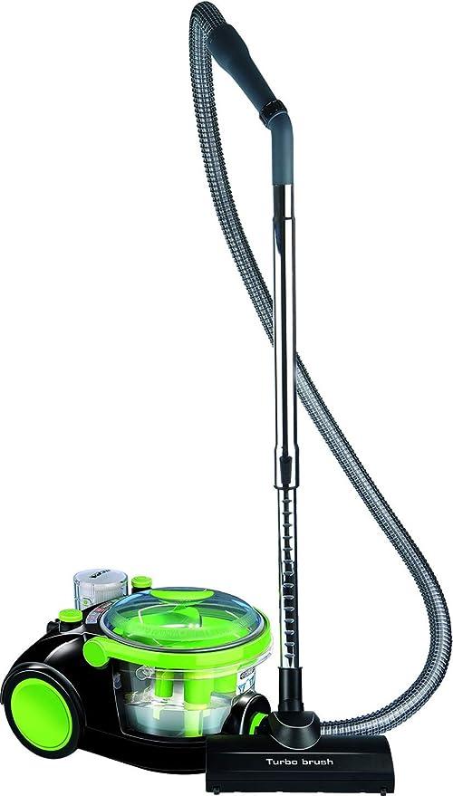 MPM Aspirador sin Bolsa Filtro de Agua Tanque 1,2L 850W MOD-17/8 ...