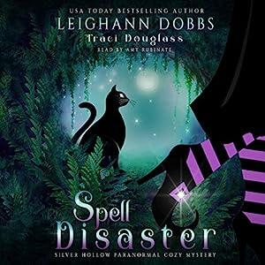 Spell Disaster Audiobook