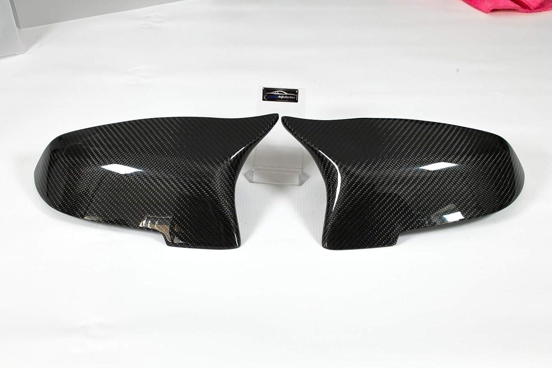 MAX AUTO Carbon Spiegelkappen passend f/ür 5er 6er 7er F10 F11 F18 F07 F06 F12 F13 F01 F02