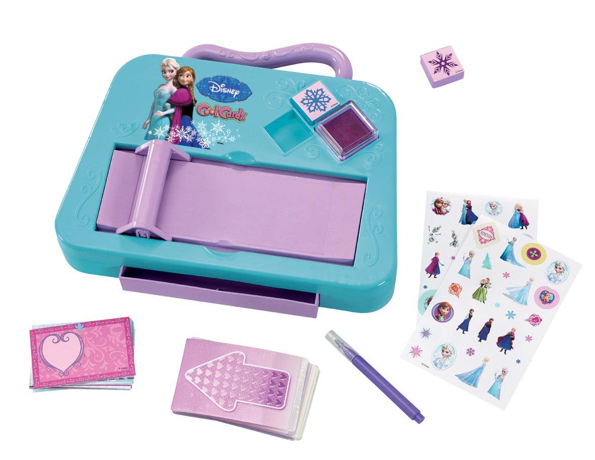 Disney – La Reine Des Neige – Cool Cardz – Design Studio – Set Per Creare Cartoline 69900