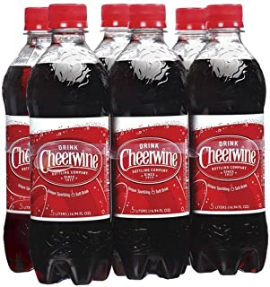 product image for Cheerwine Cherry Soda (6 Pack Plastic Bottles)