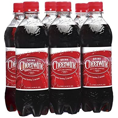 is diet cheerwine bad for you