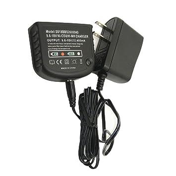 Amazon.com: Ni-MH/Ni-Cd cargador de batería para taladro ...