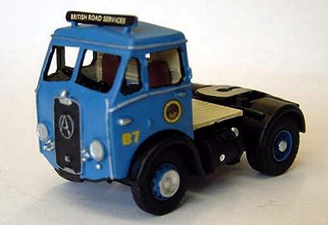 Unidad de tractor de Langley Models Atkinson 1952 camión camión OO escala sin pintar Kit G73