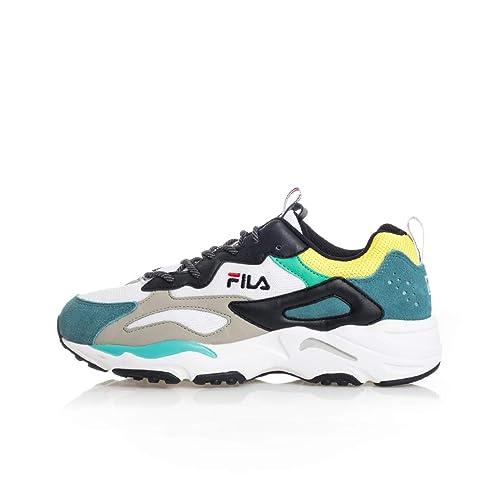 Sneakers UOMO FILA Ray Tracer 1010685.13C: Amazon.es: Zapatos y ...