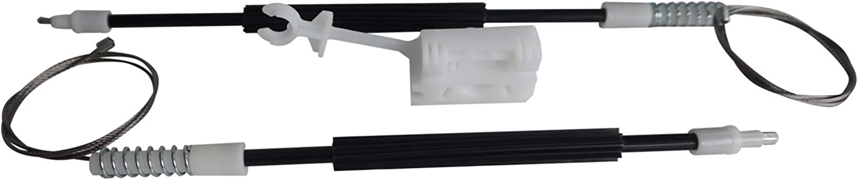 EWR5199+EWR5200FBA Kit de r/éparation pour l/ève-vitre avant 46751871 pour A.Romeo 147