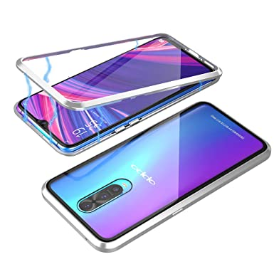 wholesale dealer 28e0d 58e96 Eastcoo Oppo RX17 Pro Case Strong Magnetic Scratch-resistance Clear ...
