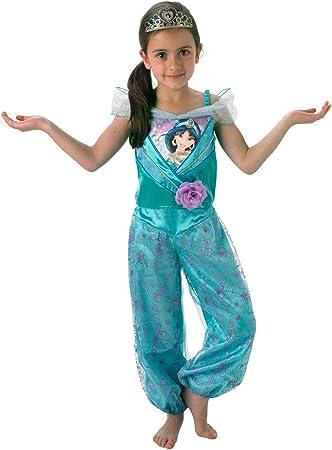 Rubies Jasmine - Shimmer Vestido - Disney Princess - Childrens ...
