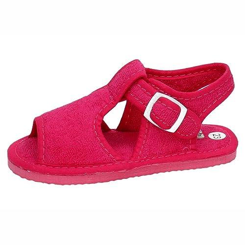 MORANCHEL 1524 Zapatillas DE CASA NIÑA Zapatillas CASA Fuxia 23: Amazon.es: Zapatos y complementos