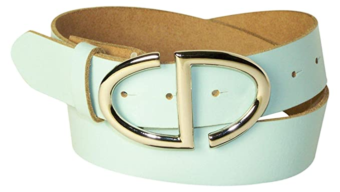 48ce73b93a7d01 Fronhofer eleganter Gürtel 4 cm mit schöner Gürtelschnalle in silber,  Damengürtel, 17880, Größe
