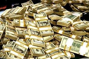 Amazon Com The Million Dollar Poster Money Cash 24 Quot X36