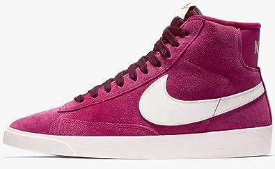 hot sales 44e0a 0a056 Nike Blazer Mid Vintage Suede Womens Womens Av9376-601 Size 5