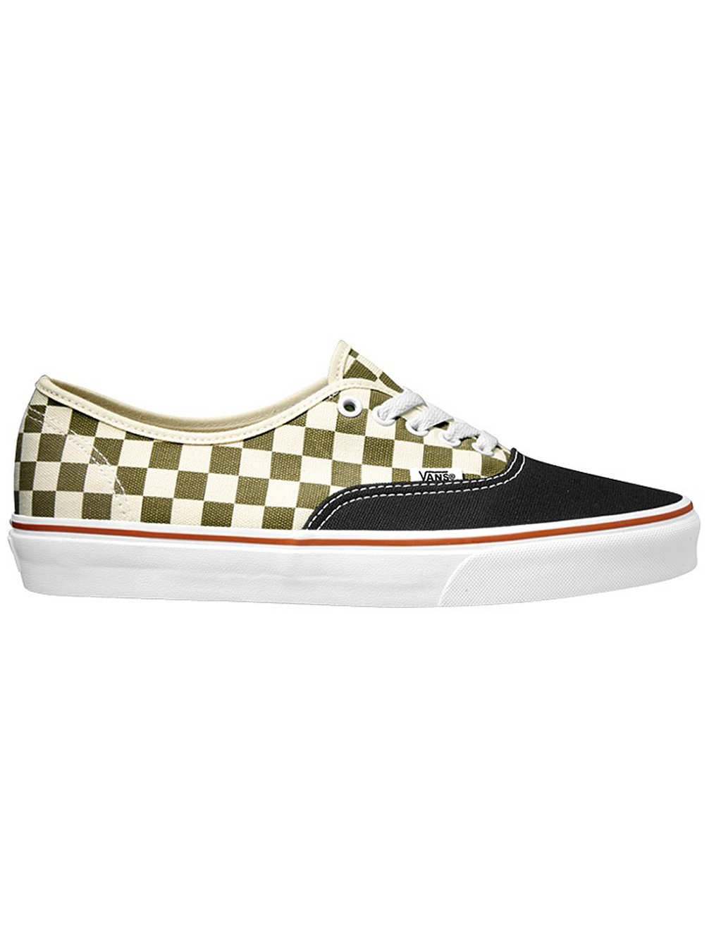 Vans Unisex-Erwachsene U Authentic High-Top  5.5|(Golden Coast) Covert Gre
