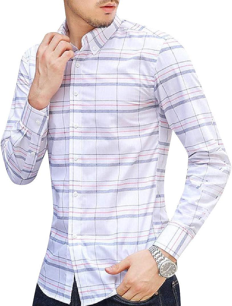 Coolred - Camisa de Vestir para Hombre, Corte Regular, sin Plancha - - US XXX-Large: Amazon.es: Ropa y accesorios