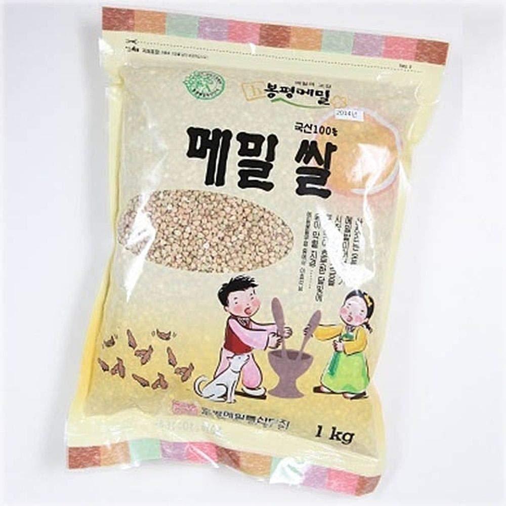 Bongpyeong Buckwheat Rice 1kg, Product of Korea