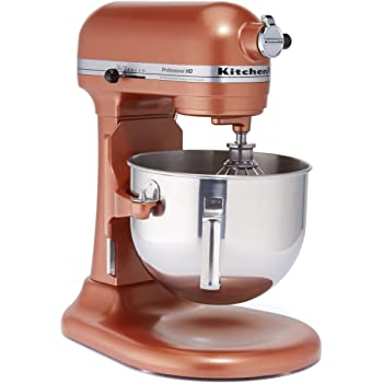 Amazon Com Kitchenaid Professional Hd Stand Mixer Copper