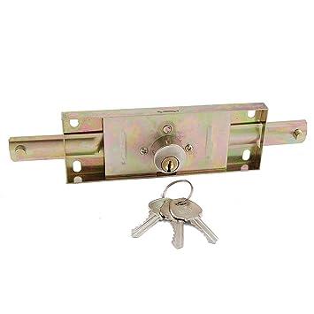 Metal Hardware y garajes Rolling para puerta de cerradura + ...