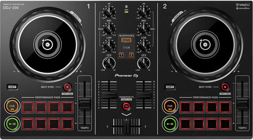 SMART DJ CONTROLLER PIONEER PRO DJ DDJ200