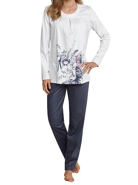 Schiesser Pijama - para Mujer Plata 44