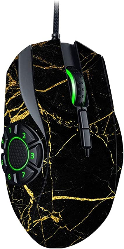 Easy to Apply Remove Made in The USA Basketball Protective Durable MightySkins Skin Compatible with Razer Naga Hex V2 Gaming Mouse and Unique Vinyl Decal wrap Cover and Change Styles