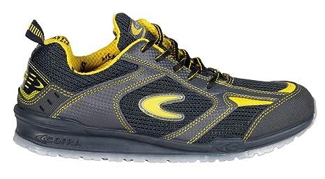 Cofra 78450-000 - Zapatos de seguridad s1p carnera zapatillas bajas tamaño beta 191 42: Amazon.es: Industria, empresas y ciencia