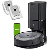 iRobot Roomba i3+ (3550) Robot Vacuum with Automatic Dirt Disposal Disposal - Empties Itself, Wi-Fi Connected Mapping…