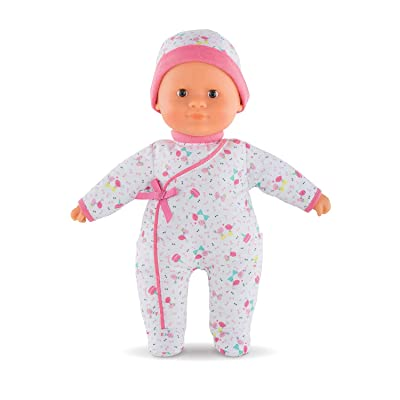 Corolle Mon Premier Poupon Sweet Heart Birthday Toy Baby Doll: Toys & Games