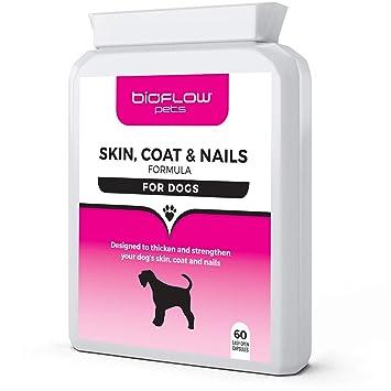 Bioflow suplemento de Piel, Capa y uñas para Perros