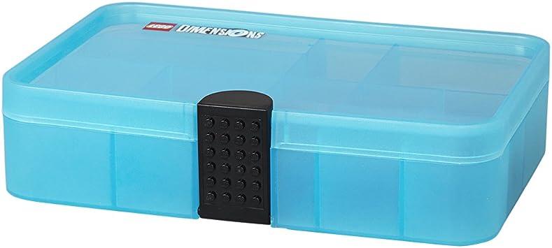 LEGO Caja organizadora, Color Azul (4080): Amazon.es: Juguetes ...