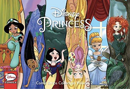 Disney Princess Comic Strips Collection: Vol. - Comic Strips Disney