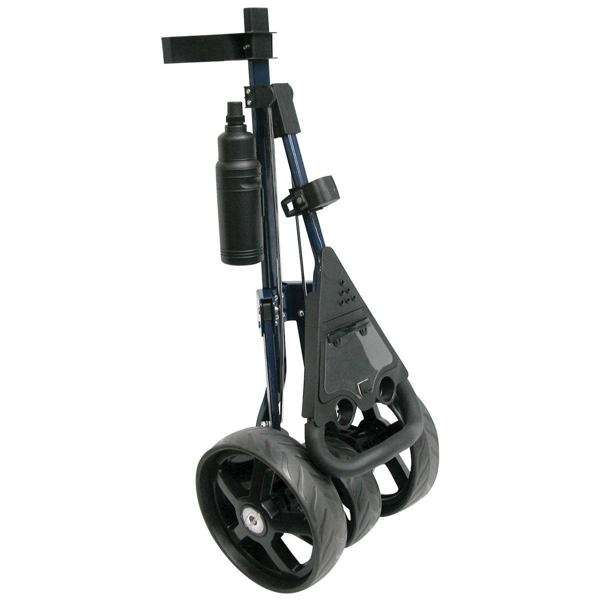 black owl golf trolley
