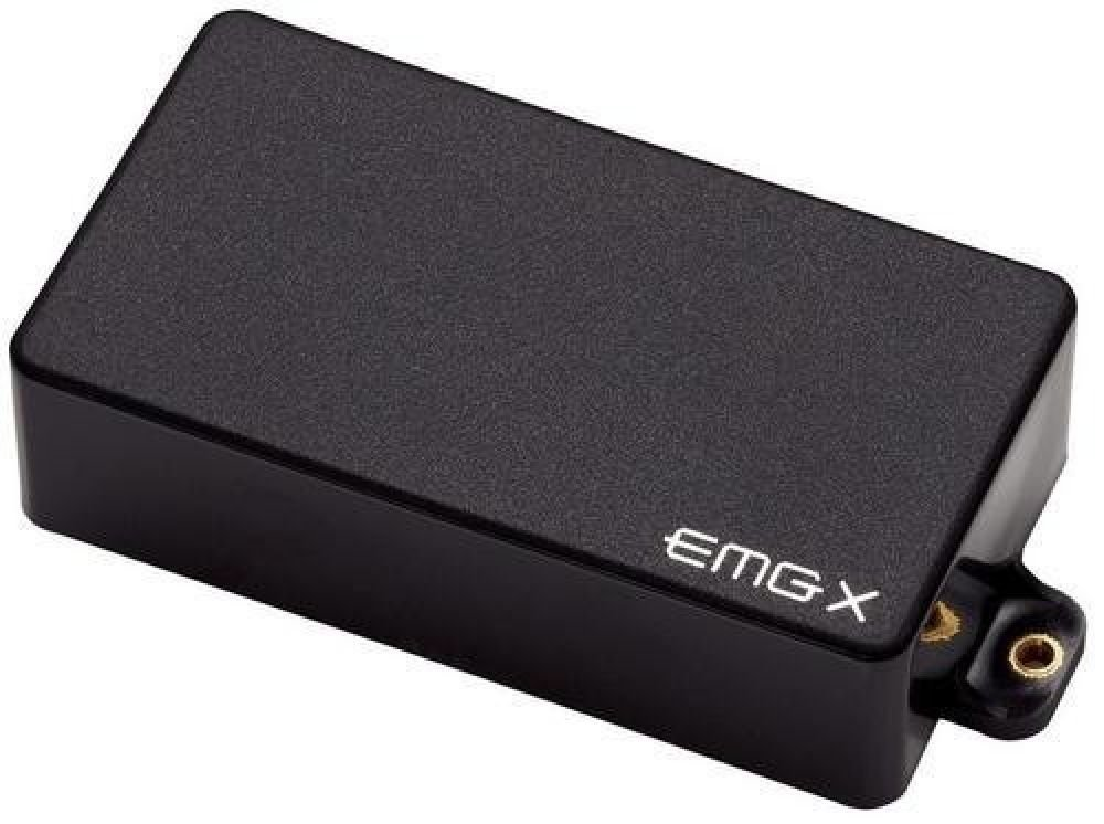 EMG 81X Black アクティブピックアップ 『並行輸入品』 B005GNBH4Y