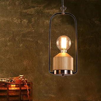 mstar vintage metal and wooden pendant lights simple natural wood pendant lamps bar cafe kitchen lights