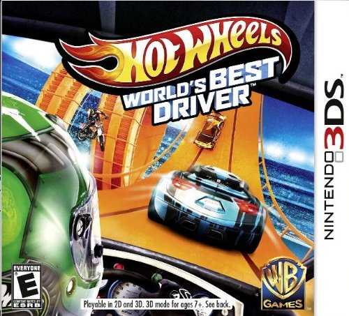 [Hot Wheels World's Best Driver] (South Pacific Costumes)