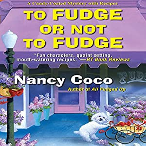 To Fudge or Not to Fudge Audiobook