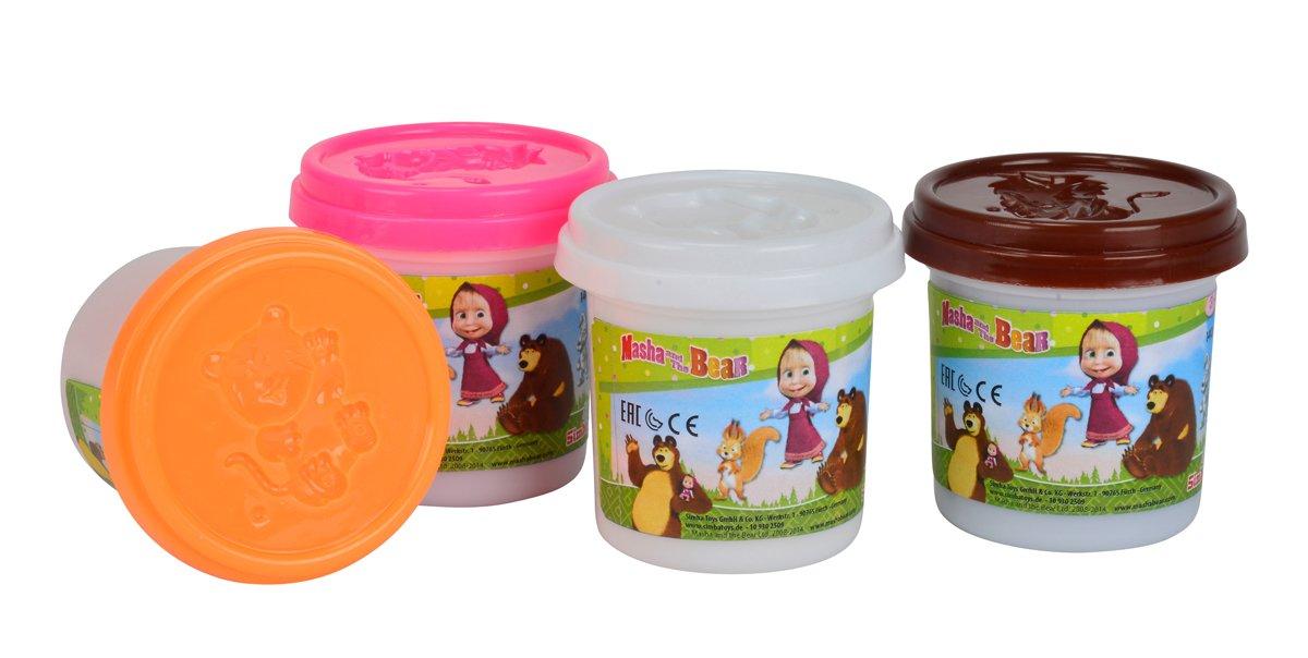 Simba – 109302509 Masha Soft Dough
