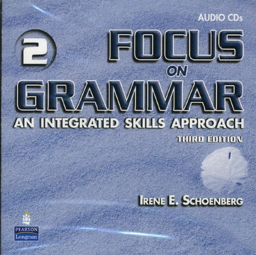 Focus on Grammar 2, Audio CDs (2)