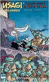 Usagi Yojimbo y las Tortugas Ninja Independientes USA ...