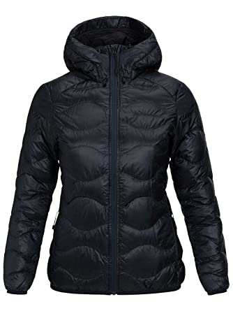 Peak Performance Damen Outdoor Jacke Helium Lux Hood Outdoor