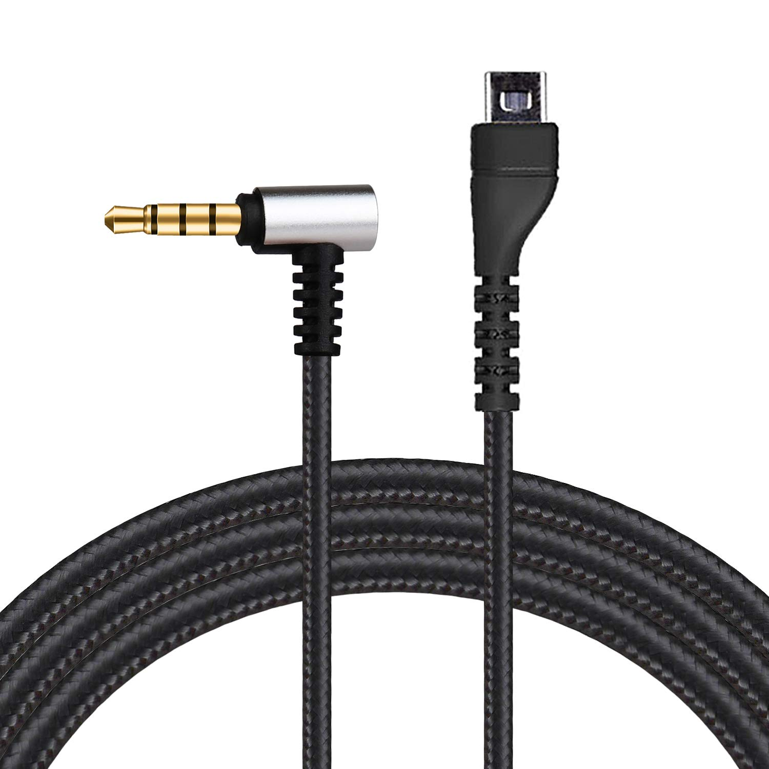 LecLooc Replacement Cable Compatible with Arctis 3, Arctis 5, Arctis 7, Arctis Pro Wireless, Arctis Pro Gaming Headset 6.5 Feet