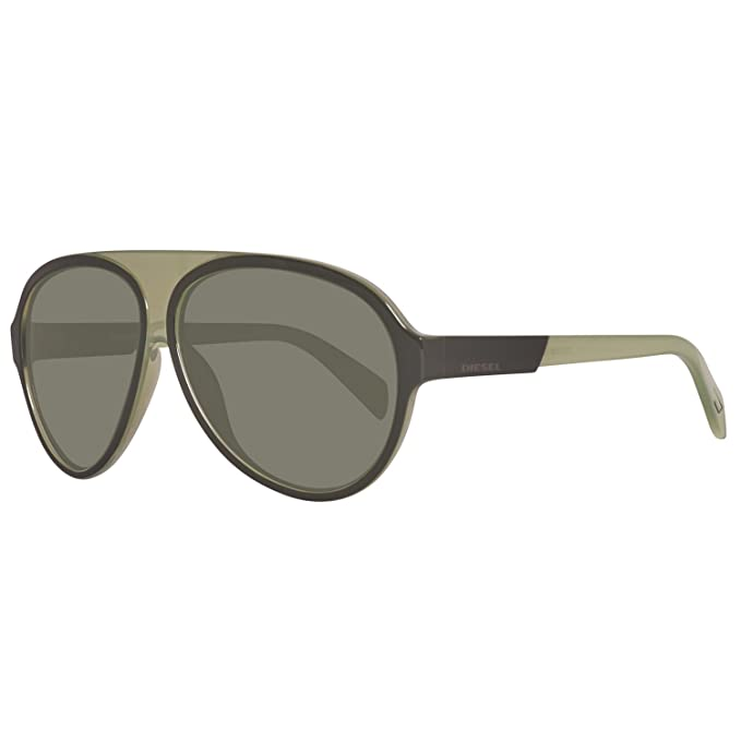 Amazon.com: Diesel dl0138/S 98 N Verde Musgo Teardrop ...
