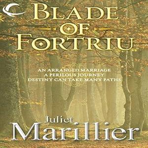 Blade of Fortriu Hörbuch