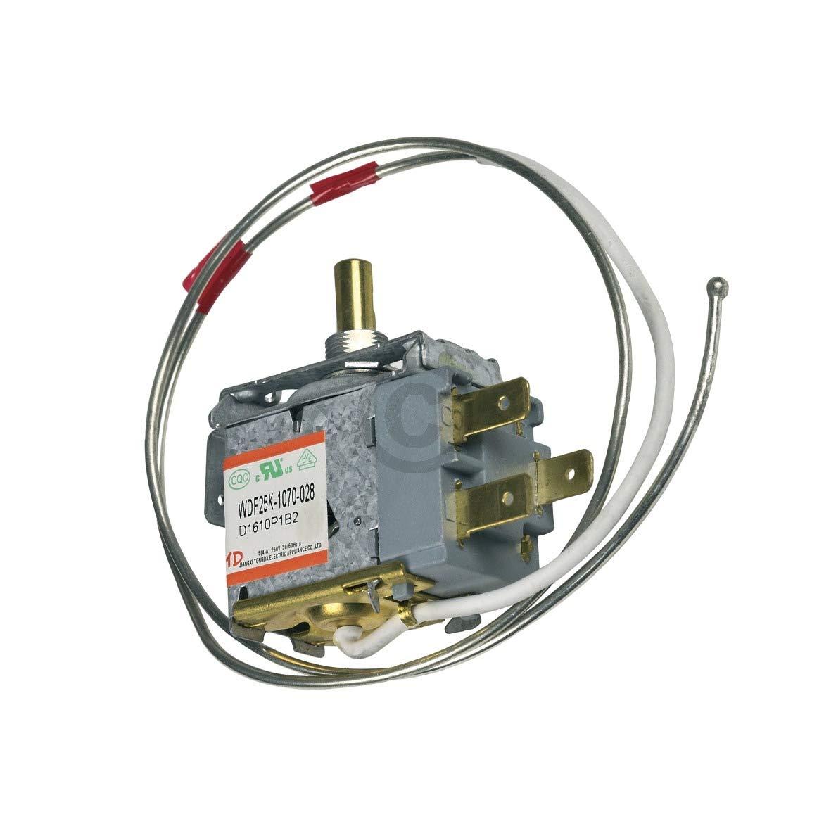 AMP Candy 49036121 - Termostato para frigorífico (660 mm, tubo ...