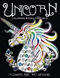 Unicorn Coloring Books for Girls: featuring various Unicorn designs filled with stress relieving patterns. (Horses Coloring Books for Girls)