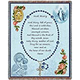 Pure Country Inc. Memorial Rosary Blanket Tapestry Throw