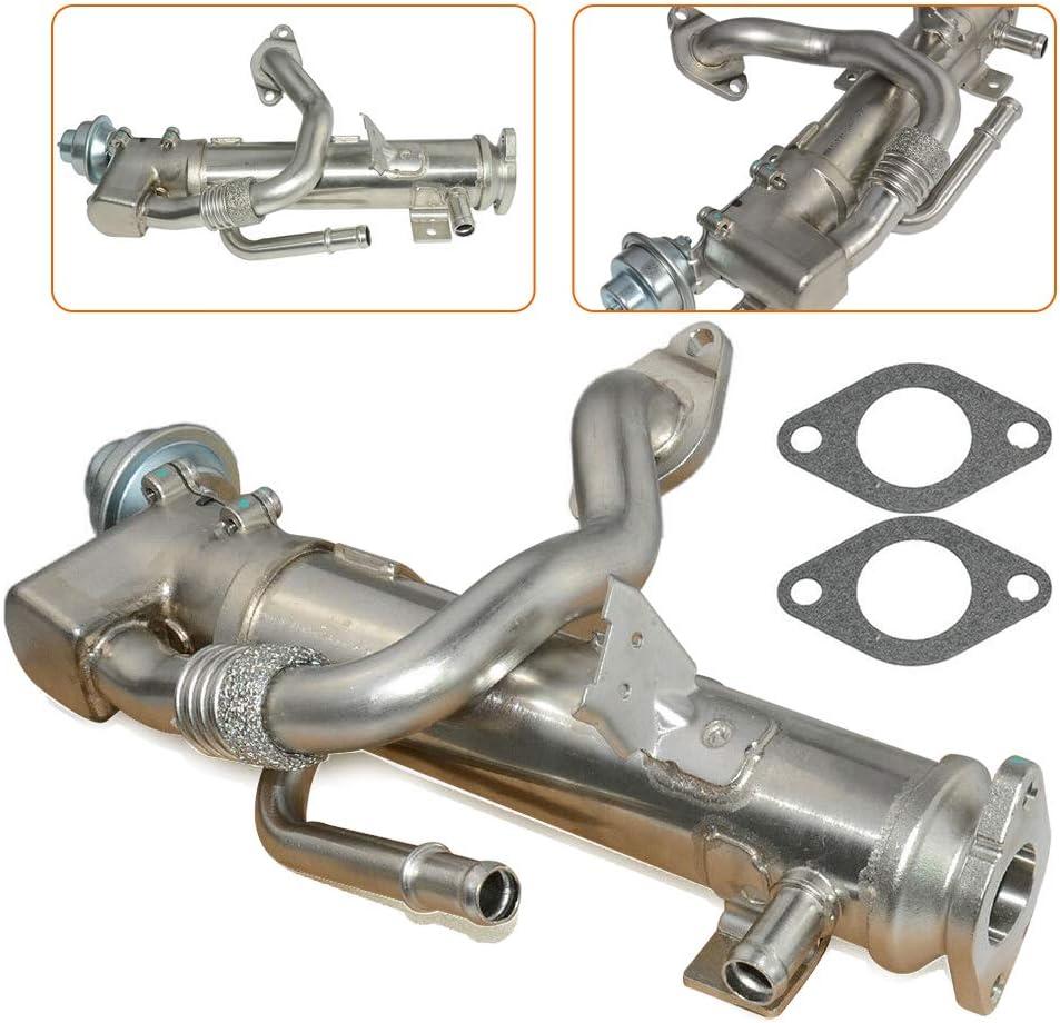Recirculation des gaz d/échappement du refroidisseur EGR pour Au-di A4 8K A5 8T A6 C6 Q5 8R 2.0 TDI 03L131512AH