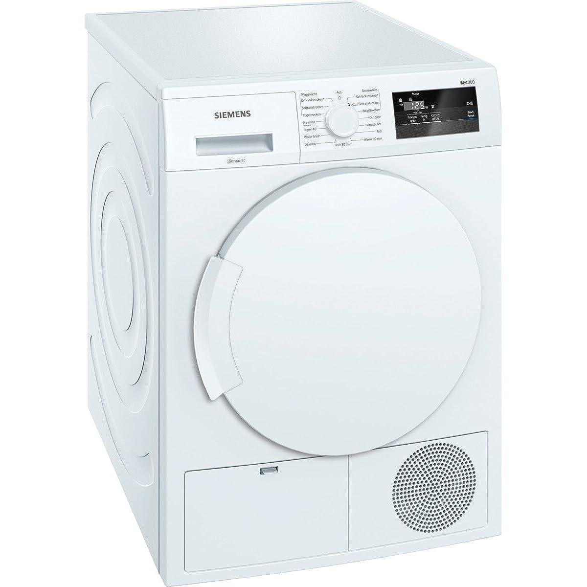 Siemens iQ700 WT46W261 iSensoric