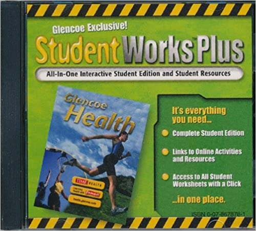 Glencoe Health, StudentWorks CD-ROM: McGraw-Hill Education ...